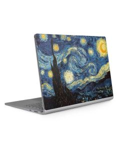 van Gogh - The Starry Night Surface Book 2 13.5in Skin