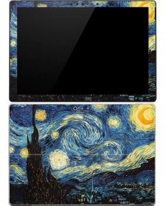 van Gogh - The Starry Night Surface Pro 4 Skin