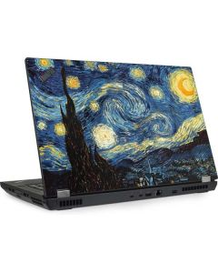 van Gogh - The Starry Night Lenovo ThinkPad Skin