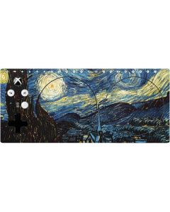 van Gogh - The Starry Night Xbox Adaptive Controller Skin