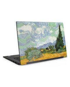 van Gogh - Wheatfield with Cypresses Dell Latitude Skin