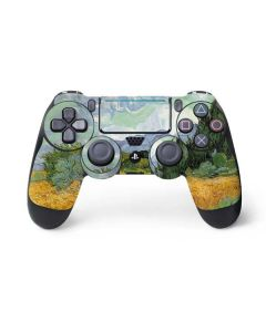 van Gogh - Wheatfield with Cypresses PS4 Pro/Slim Controller Skin