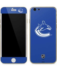 Vancouver Canucks Color Pop iPhone 6/6s Skin