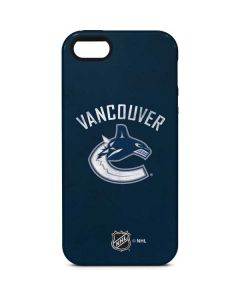 Vancouver Canucks Distressed iPhone 5/5s/SE Pro Case