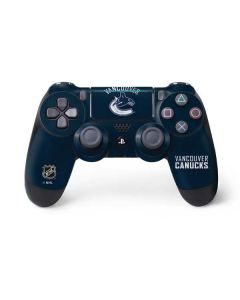 Vancouver Canucks Distressed PS4 Pro/Slim Controller Skin