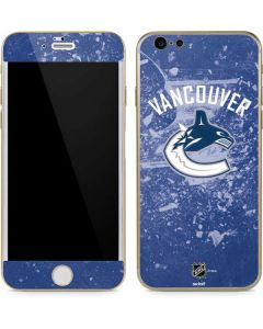 Vancouver Canucks Frozen iPhone 6/6s Skin