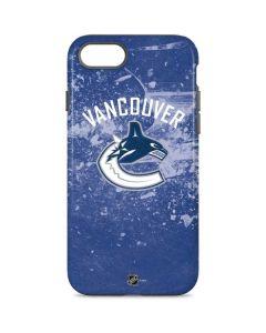 Vancouver Canucks Frozen iPhone 7 Pro Case