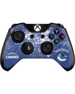 Vancouver Canucks Frozen Xbox One Controller Skin