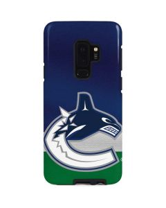 Vancouver Canucks Jersey Galaxy S9 Plus Pro Case