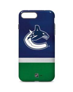 Vancouver Canucks Jersey iPhone 7 Plus Pro Case