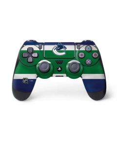 Vancouver Canucks Jersey PS4 Controller Skin