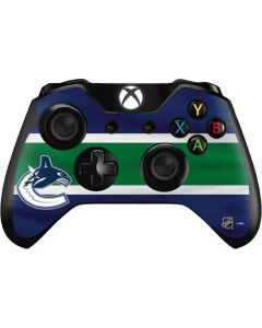 Vancouver Canucks Jersey Xbox One Controller Skin