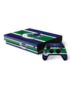 Vancouver Canucks Jersey Xbox One X Bundle Skin