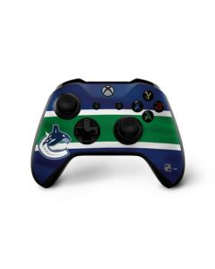 Vancouver Canucks Jersey Xbox One X Controller Skin