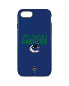 Vancouver Canucks Lineup iPhone 7 Pro Case