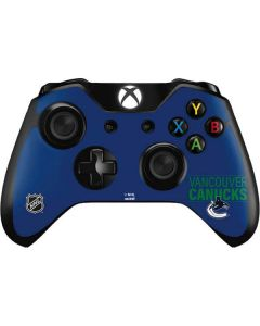 Vancouver Canucks Lineup Xbox One Controller Skin