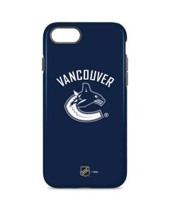 Vancouver Canucks Solid Background iPhone 7 Pro Case