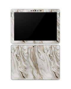 Vanilla Marble Surface Go Skin