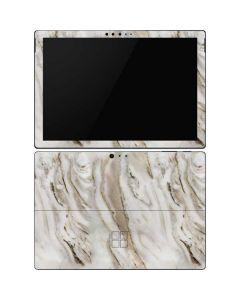 Vanilla Marble Surface Pro 6 Skin