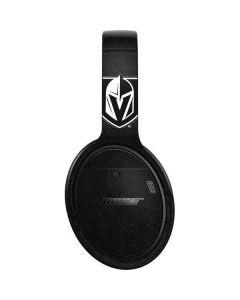 Vegas Golden Knights Black Background Bose QuietComfort 35 Headphones Skin