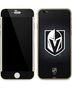Vegas Golden Knights Black Background iPhone 6/6s Skin
