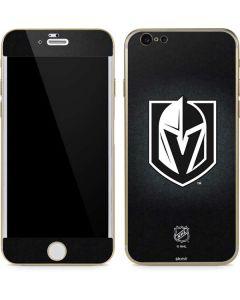 Vegas Golden Knights Black Background iPhone 6/6s Skin