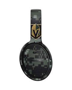 Vegas Golden Knights Camo Bose QuietComfort 35 Headphones Skin
