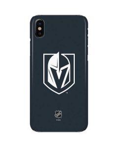 Vegas Golden Knights Color Pop iPhone X Lite Case