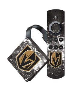 Vegas Golden Knights Frozen Amazon Fire TV Skin