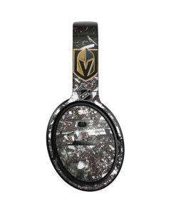Vegas Golden Knights Frozen Bose QuietComfort 35 Headphones Skin