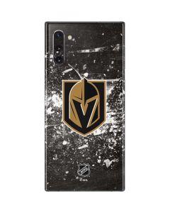 Vegas Golden Knights Frozen Galaxy Note 10 Skin