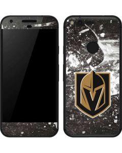 Vegas Golden Knights Frozen Google Pixel XL Skin