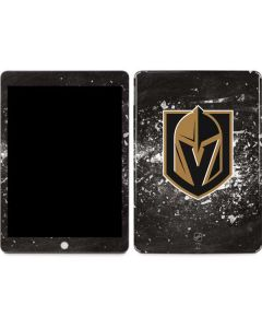 Vegas Golden Knights Frozen Apple iPad Skin