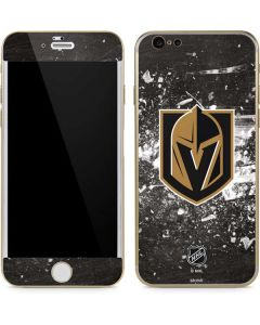 Vegas Golden Knights Frozen iPhone 6/6s Skin