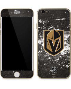 Vegas Golden Knights Frozen iPhone 6/6s Skin