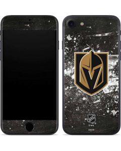 Vegas Golden Knights Frozen iPhone 7 Skin
