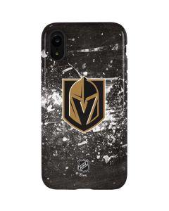 Vegas Golden Knights Frozen iPhone XR Pro Case