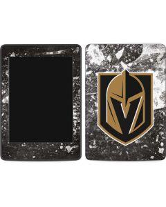 Vegas Golden Knights Frozen Amazon Kindle Skin