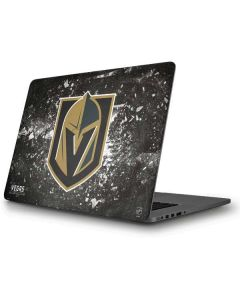 Vegas Golden Knights Frozen Apple MacBook Pro Skin