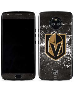Vegas Golden Knights Frozen Moto X4 Skin