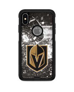 Vegas Golden Knights Frozen Otterbox Commuter iPhone Skin