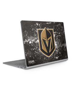 Vegas Golden Knights Frozen Surface Book 2 13.5in Skin