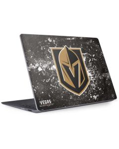 Vegas Golden Knights Frozen Surface Laptop 2 Skin