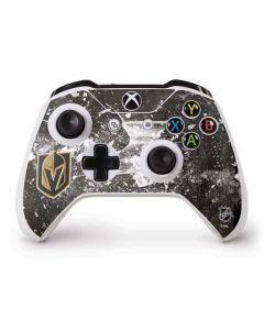 Vegas Golden Knights Frozen Xbox One S Controller Skin