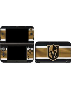 Vegas Golden Knights Jersey 3DS XL 2015 Skin