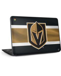 Vegas Golden Knights Jersey HP Chromebook Skin