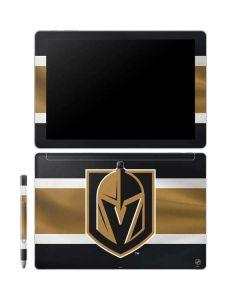 Vegas Golden Knights Jersey Galaxy Book 12in Skin