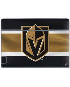 Vegas Golden Knights Jersey Galaxy Book Keyboard Folio 10.6in Skin