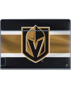 Vegas Golden Knights Jersey Galaxy Book Keyboard Folio 12in Skin