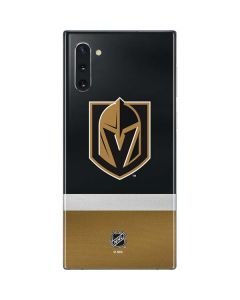 Vegas Golden Knights Jersey Galaxy Note 10 Skin